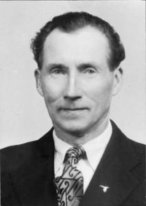 John Pettersson, 1896–1990.
